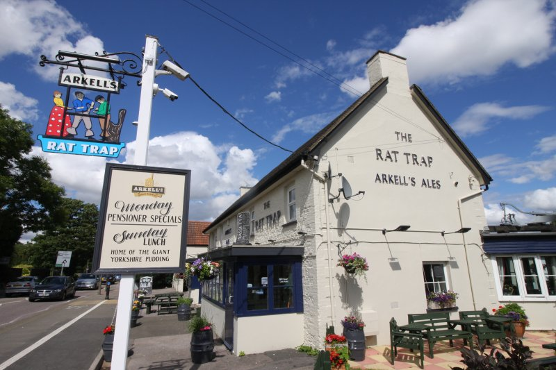 The Rat Trap, Stratton St Margaret | Arkell's Brewery Swindon