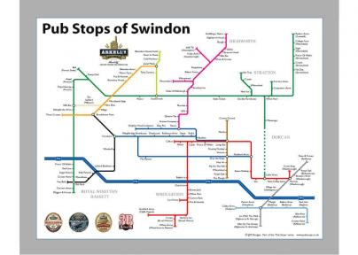 Swindon pub stops by tube.jpg