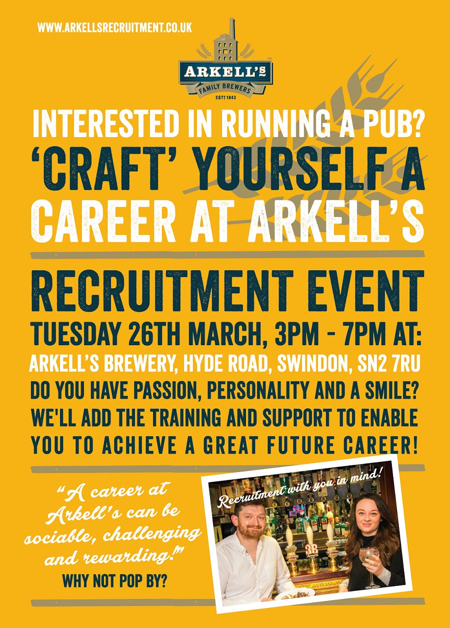 Arkell S Brewery Swindon Wiltshire Family Brewers Since 1843 With Over 90 Great Pubs